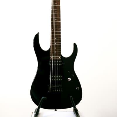 Career Guitar CG 16 BK 7 string 2000's Black for sale