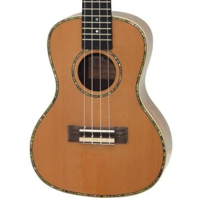 Freshman UKLCEDARC Lono Series Concert Ukulele Cedar/Acacia for sale
