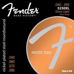 Genuine Fender® Super 5250XL Extra Light Short Scale Bass Strings 073-5250-402