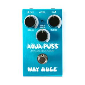 Way Huge WM71 Smalls Series Aqua Puss Analog Delay MkIII