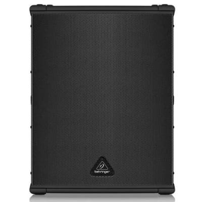 Behringer Eurolive B1500XP High-Performance Active 3000W PA Subwoofer with 15  TURBOSOUND Speaker and Built-In Stereo Crossover