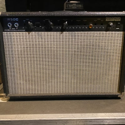 Serviced Rocktron Rampage R50C Handwired Vintage Tube Amp for sale