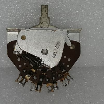 1950-1953 CRL 1452 Fender Telecaster Stratocaster Esquire 3 way switch