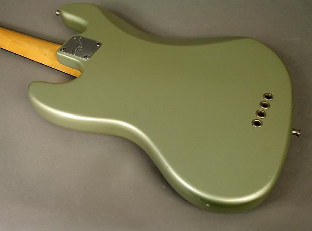 1998 Fender Jazz Bass American Standard Electric Bass