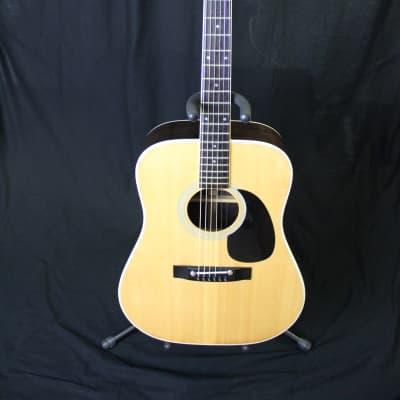 Morris W604 Acoustic Guitar MIJ Natural for sale