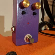 Sunset Effects Modded GE Fuzzface clone 2017 Purple