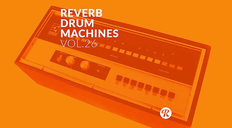 Reverb Maestro Rhythm King Sample Pack
