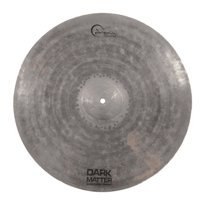 "Dream Cymbals 19"" Dark Matter Series Bliss Paper Thin Crash Cymbal"