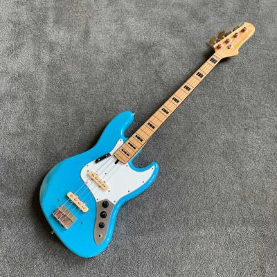 Cimar  (Ibanez) Jazz Bass MIJ 1980's Blue for sale