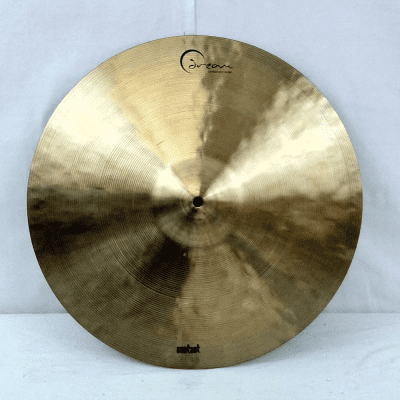 """Dream Cymbals 18"""" Contact Series Ride Cymbal"""