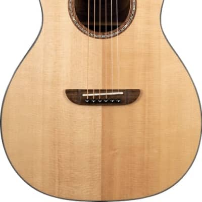 Washburn WP33SR Royal Sapphire Natural Acoustic Guitar for sale