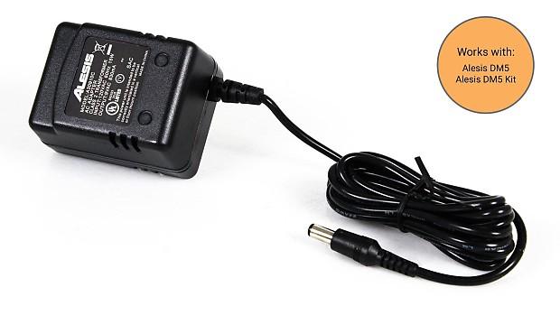 power adapter for alesis dm5 dm5 kit pixel pro audio reverb. Black Bedroom Furniture Sets. Home Design Ideas