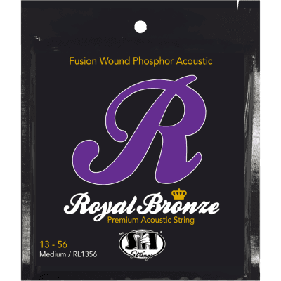 SIT Strings RL1356 Medium Royal Bronze Acoustic .013-.056