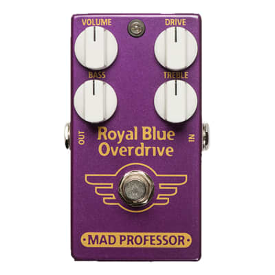 Mad Professor Royal Blue Overdrive - Used for sale