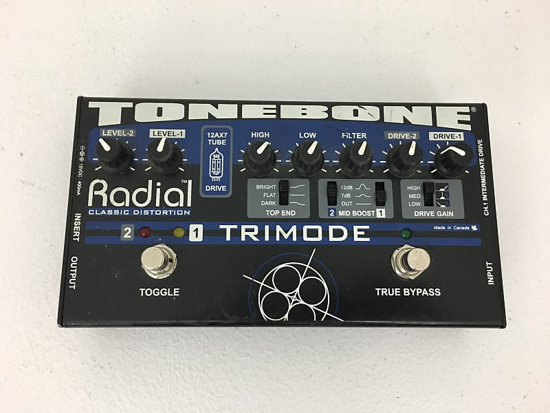 used tonebone trimode guitar effect pedal reverb. Black Bedroom Furniture Sets. Home Design Ideas