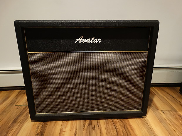 Avatar 2x12 Cabinet Loaded with Celestion Speakers | Reverb