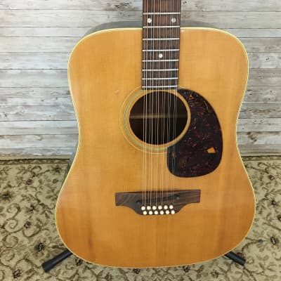 Used Gibson B-45-12 12-String 1970-72 Acoustic Guitar
