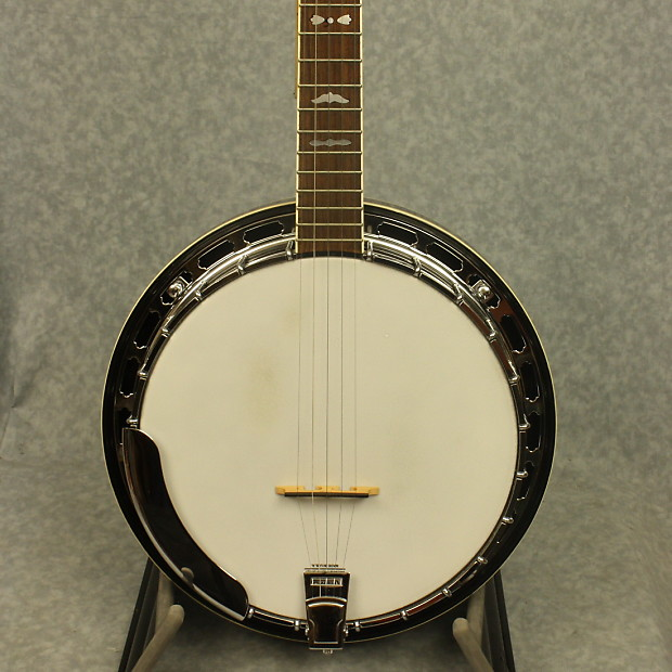 how to change the 5th string on a banjo
