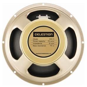 "Celestion G12H-75 Creamback 12""  75-Watt 8 Ohm Speaker"
