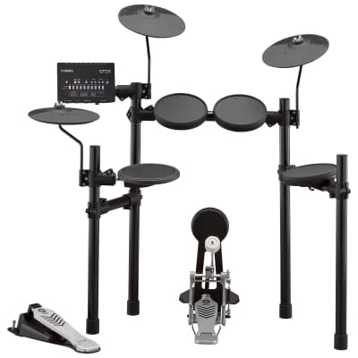 Yamaha DTX452K 5 Piece Electronic Drum Kit With 3 Zone Snare Pad