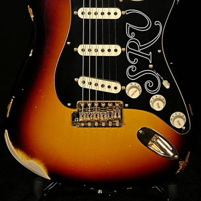 Fender Custom Shop Stevie Ray Vaughan Signature Stratocaster - Relic