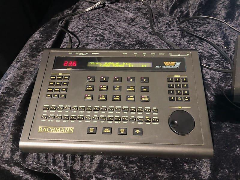 Bachmann Midi Workstation 2   AnalogElogic