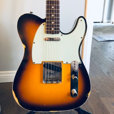 Fender Custom Shop '62 Reissue Telecaster Custom Relic for sale