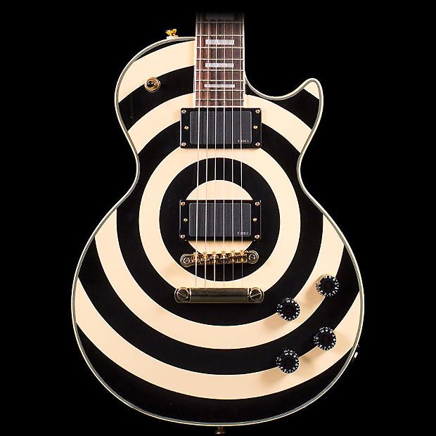 guitare zakk wylde signature
