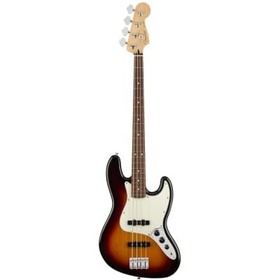 Fender Player Jazz Bass PF 3-Color Sunburst for sale