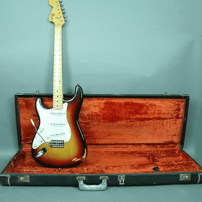 Fender Stratocaster Left-Handed (1971 - 1977)