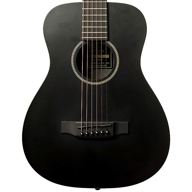 Martin LX Little Acoustic Guitar Black