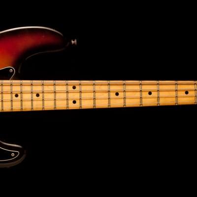 Fender Precision Bass 3 Color Sunburst 1975 for sale