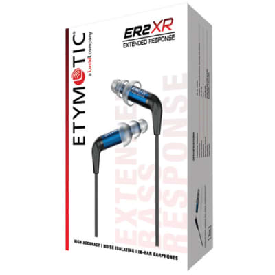Etymotic Etymotic ER2XR Extended Response In-Ear Earphones , ER2XR