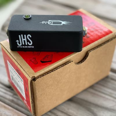JHS Little Black Buffer Micro Buffer Pedal
