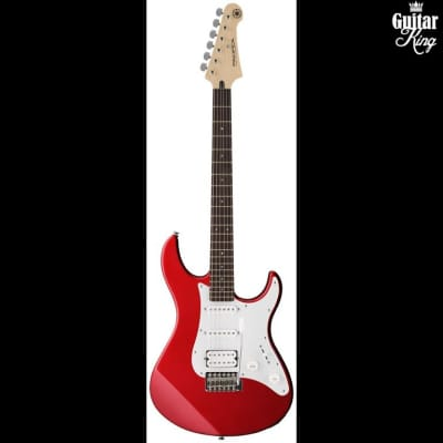 Yamaha Pacifica 012 Metallic Red