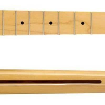 NEW Mighty Mite Fender Lic Stratocaster Strat NECK Tinted Maple MM2902VT-R for sale