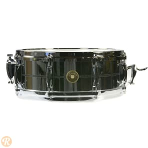"Gretsch 5x14"" Brooklyn Series Chrome Over Brass Snare Drum"