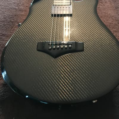 Emerald Guitars X-10 Level 3 2018-19 Carbon Fiber for sale
