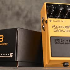 Boss AC-3 Acoustic Simulator STORE DEMO w/ FREE SAME DAY SHIPPING