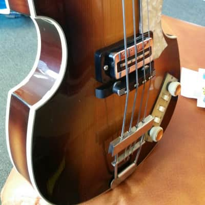 Hofner 500/1 Violin Bass 1969 w/case