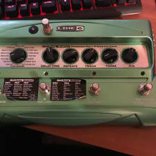 Line 6 DL4 Delay Modeler Modded
