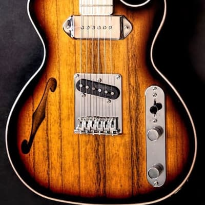 Bootlegger Guitar Single Barrell Gen 2 w/Case for sale