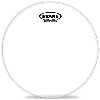 Evans TT18G1 G1 Clear Drum Head - 18""