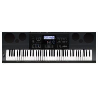 Casio WK-7500 76-Key Portable Arranger Keyboard