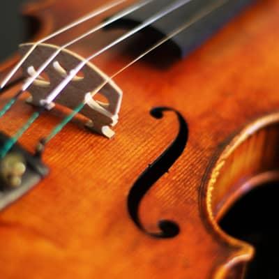 Luke Eliot Restored Violin 4/4