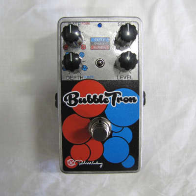 Used Keeley Bubble Tron Dynamic Flanger Phaser Guitar Pedal!