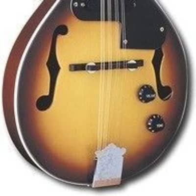 Oscar Schmidt Model OM10ETS-O A Style Sunburst Acoustic Electric Mandolin - NEW for sale