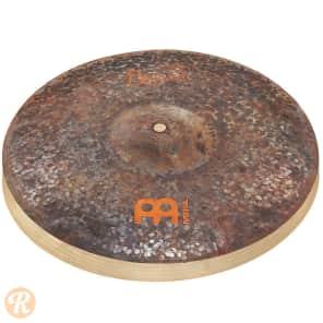 "Meinl 16"" Byzance Extra Dry Medium-Thin Hi-Hat (Bottom)"