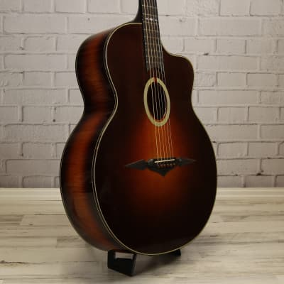 Fairbanks FPJ-40C Custom Built X-Braced / Gypsy Jazz Hybrid *Demo Video* for sale