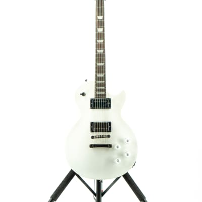 Epiphone Les Paul Muse Pearl White Metallic Electric Guitar for sale